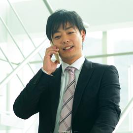 2012年度入社 津田(営業課)